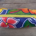 オトミ刺繍とオイルクロスのご紹介!