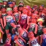 張り子のフダス人形が入荷しました!
