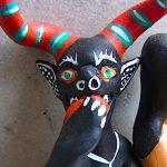 オクミチョの陶人形とディアブロ考