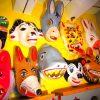 パペル・マチェ 張り子のお面と世界の仮面展