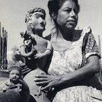 オアハカ・アツォンパの素焼き人形