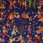 オトミ族の刺繍
