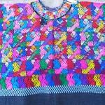 グアテマラの刺繍ウイピルと郵送についてのお知らせ