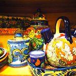 プエブラのタラベラ陶芸とガレオン交易