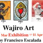 """Wajiro Art Exhibition""のお知らせ"